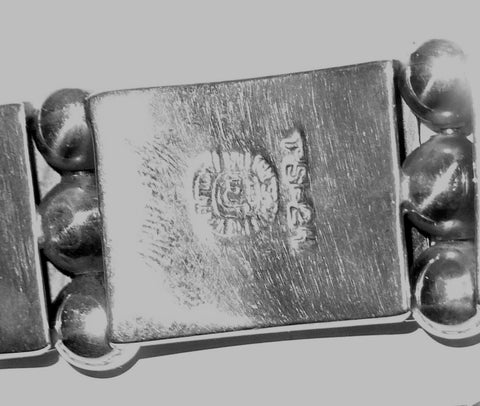 Mexican Sterling Silver Bracelet, William Spratling (1900-1967), mid 20th century