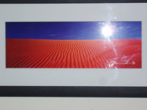 "Peter Lik (Australian, b. 1959), ""Desert Dunes"", ca. 2003, lifochrome print, signed and numbered, with COA"