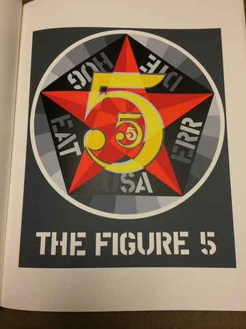 "Robert Indiana (American, b. 1928), ""American Dream"", screenprints in color, 1997"