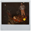 "Jean Michel-Basquiat (American, 1960-1988), ""Motorcycle Cart"", 1988, polaroid photograph"