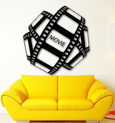 Wall Sticker Vinyl Decal Movie Film Hollywood Cinema TV Decor Unique Gift (ig2065)