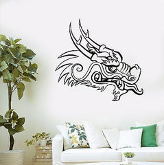 Wall Decal Dragon Myth Movie Fantasy Monster Cool Interior Unique Gift (z2703)