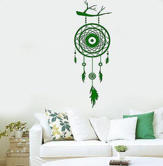 Wall Art Dreamcatcher Dream Native American Amulet For Bedroom Unique Gift (z2799)