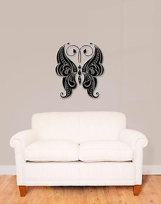 Wall Stickers Vinyl Decal Butterfly Insect Nice Living Decor Unique Gift (ig336)