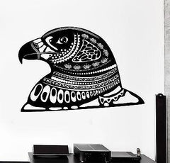 Wall Decal Birds Eagle Tribal Ornament Cool Mural Vinyl Decal (z3157)