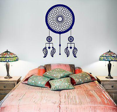 Wall Art Dreamcatcher Dream Catcher Native American Ornament For Bedroom Unique Gift (z2797)