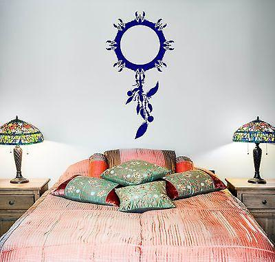 Wall Mural Dreamcatcher Dream Catcher Amulet Ornament For Bedroom Unique Gift (z2801)