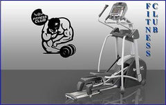 Wall Stickers Vinyl Decal Fitness Club Gym Dumbbell Mr. Olympia Sport Unique Gift (ig1073)