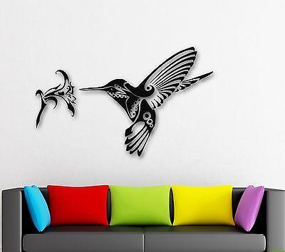 Wall Stickers Vinyl Decal Beautiful Bird Cool Room Decor Unique Gift (ig1752)