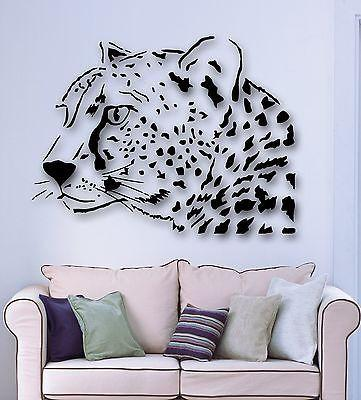 Wall Stickers Vinyl Decal Leopard Animal Predator Tribal Unique Gift (ig692)