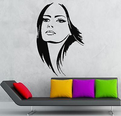 Wall Sticker Vinyl Decal Hot Sexy Girl Modern Decor Your Room Unique Gift (ig2133)