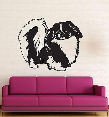 Wall Stickers Vinyl Dacal Dog Pets Puppy Animals Unique Gift (ig907)