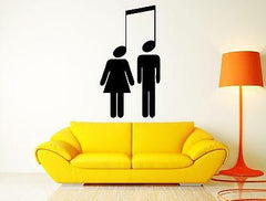 Wall Sticker Music Love Romantic Notes Rock Cool Pop Art For Living Room Unique Gift (z2604)