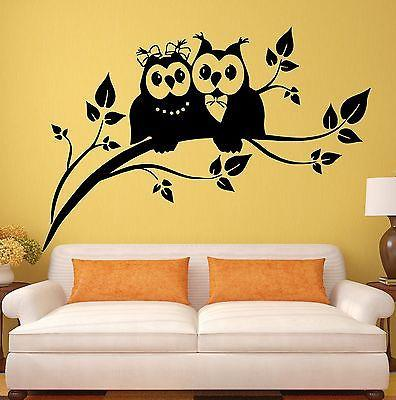 Nature And Trees Wall Vinyl Decals – Wallstickers4you