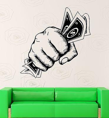 Wall Sticker Vinyl Decal Money Success Symbol Power Wealth Luck Unique Gift (ig1957)