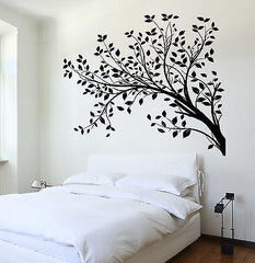 Wall Decal Tree Branch Cool Abstract Art For Living Room Vinyl Sticker Unique Gift (z3622)