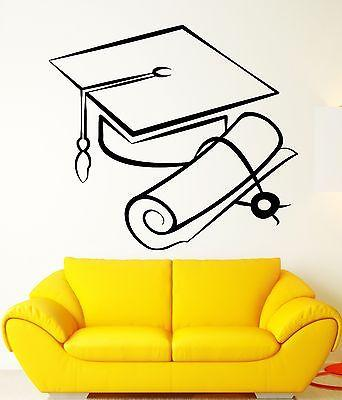 Wall Stickers Student Study School University Science Knowledge Decal (ig2443)