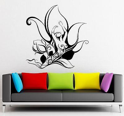 Wall Sticker Vinyl Decal Beautiful Sexy Girl Fairy Fantasy Modern Decor Unique Gift (ig2225)