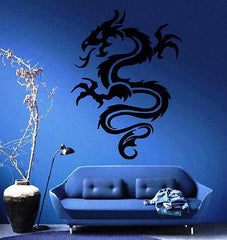 DRAGON HOROSCOPES DECOR Wall MURAL Vinyl Art Sticker M208