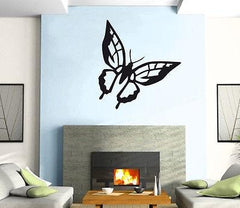 Butterfly Nature Wings Floral Decor Wall mural vinyl Decal Sticker z209
