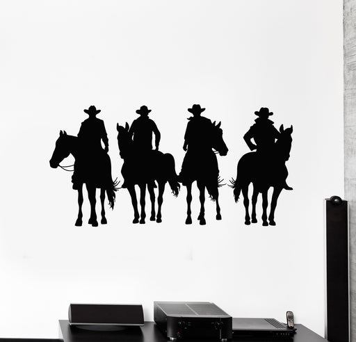 All Wall Vinyl Decals Tagged Cowboy Silhouette Wallstickers4you