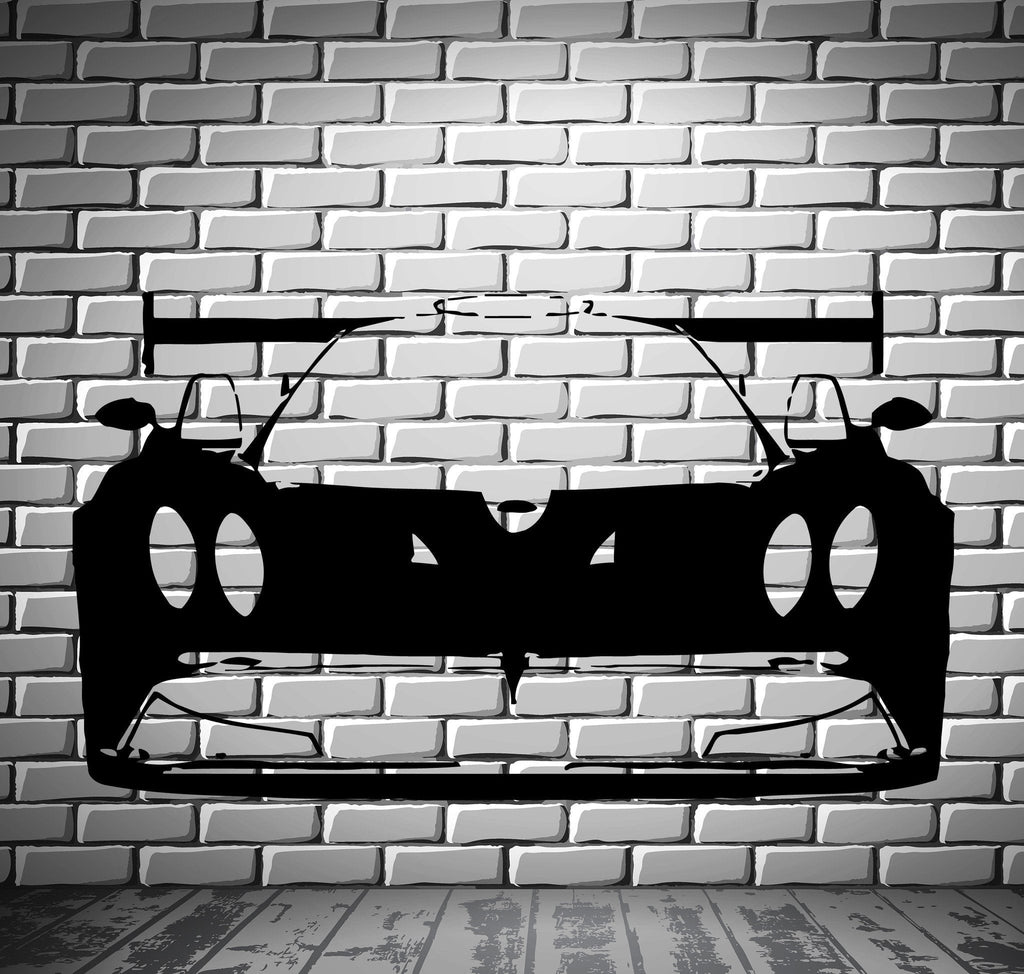 Pagani Zonda Roadster Super Cars Racing Wall MURAL Vinyl Art Sticker Unique Gift M035