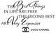 Chanel Quote Best things in Life are free Decal Wall Vinyl Art Sticker Unique Gift m750