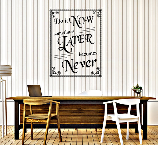 Wall Decal Kitchen Words Quote Decor Cooking Cafe Rules Vinyl Sticker ed1473