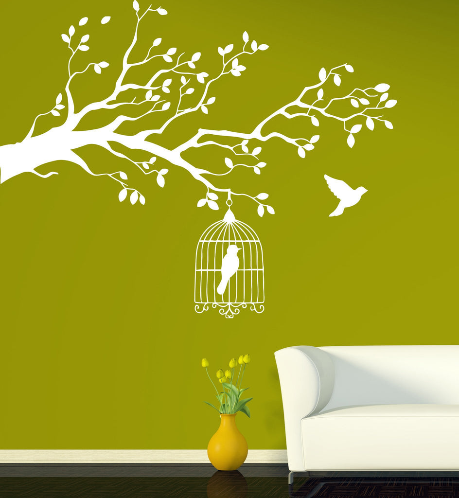 Vinyl Decal Animals and Birds Wall Stickers