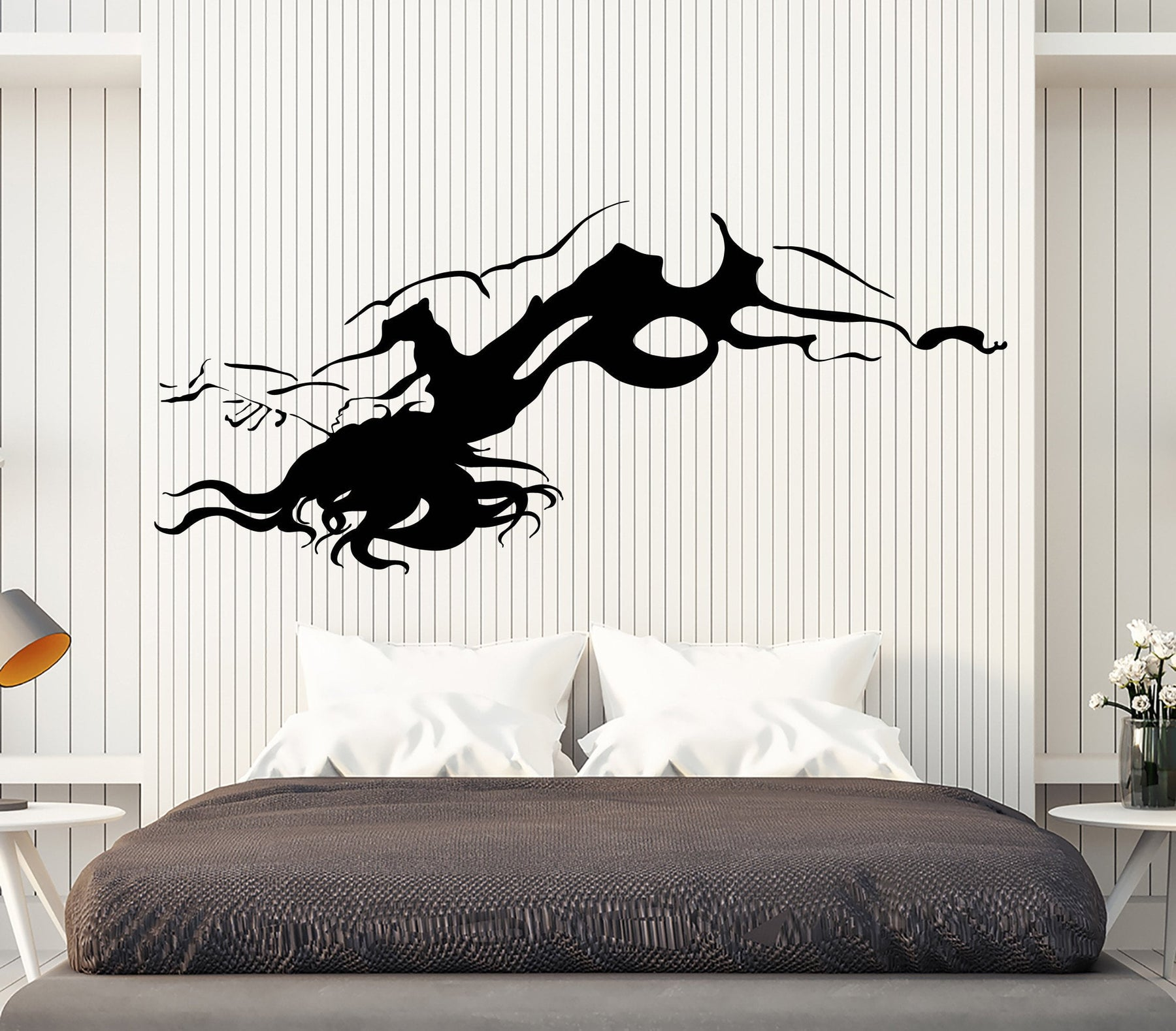 Vinyl Decal Wall Sticker Naked Nude Girl Woman Beauty Decoration Unique Gift (n742)