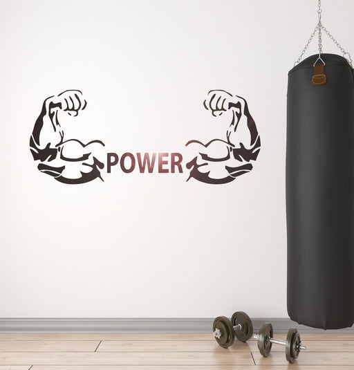 Sport Wall Vinyl Decals Tagged Powerlifting Wallstickers4you