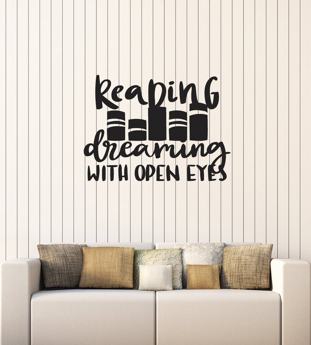 Library Wall Art Stickers - The Best Library 2018