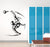 Vinyl Wall Decal Soccer Player Ball Game Sports Fan Match Stickers Mural (g1717)