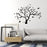 Vinyl Wall Decal Tree Nature Birds Leaves Forest Kids Room Stickers Mural (g796)