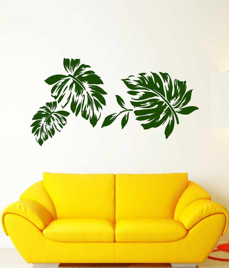Fancy Wall Decor Leaves Component - The Wall Art Decorations ...