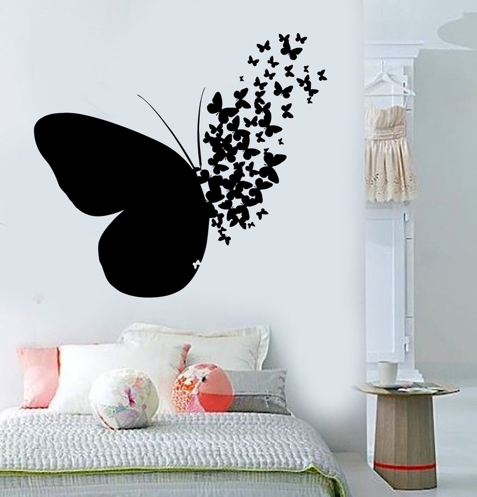 vinyl wall decal butterfly home room decoration mural stickers rh wallstickers4you com child room decoration stickers room decoration stickers online