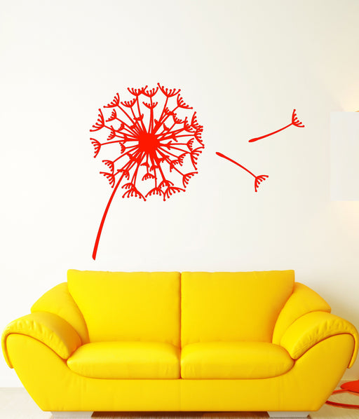 Wall Stickers Vinyl Decal Flowers Leafs And Berries For Bedroom z1726