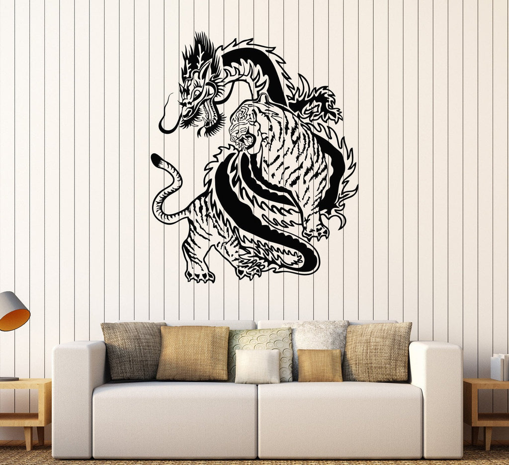 100 chinese wall stickers best 20 traditional wall stickers chinese wall stickers vinyl wall decal chinese dragon tiger fight china asian art