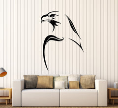 Vinyl Wall Decal Abstract American Bird Bald Eagle Stickers (2121ig)