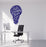 Vinyl Wall Decal ight Bulb Creative Teamwork Idea Home Office Decor Logo Stickers (4216ig)