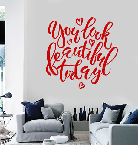 Quotes And Words Wall Vinyl Decals – Page 4 – Wallstickers4you