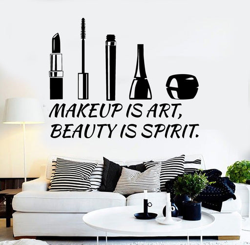 Quotes And Words Wall Vinyl Decals Tagged Beauty Salon Wallstickers4you