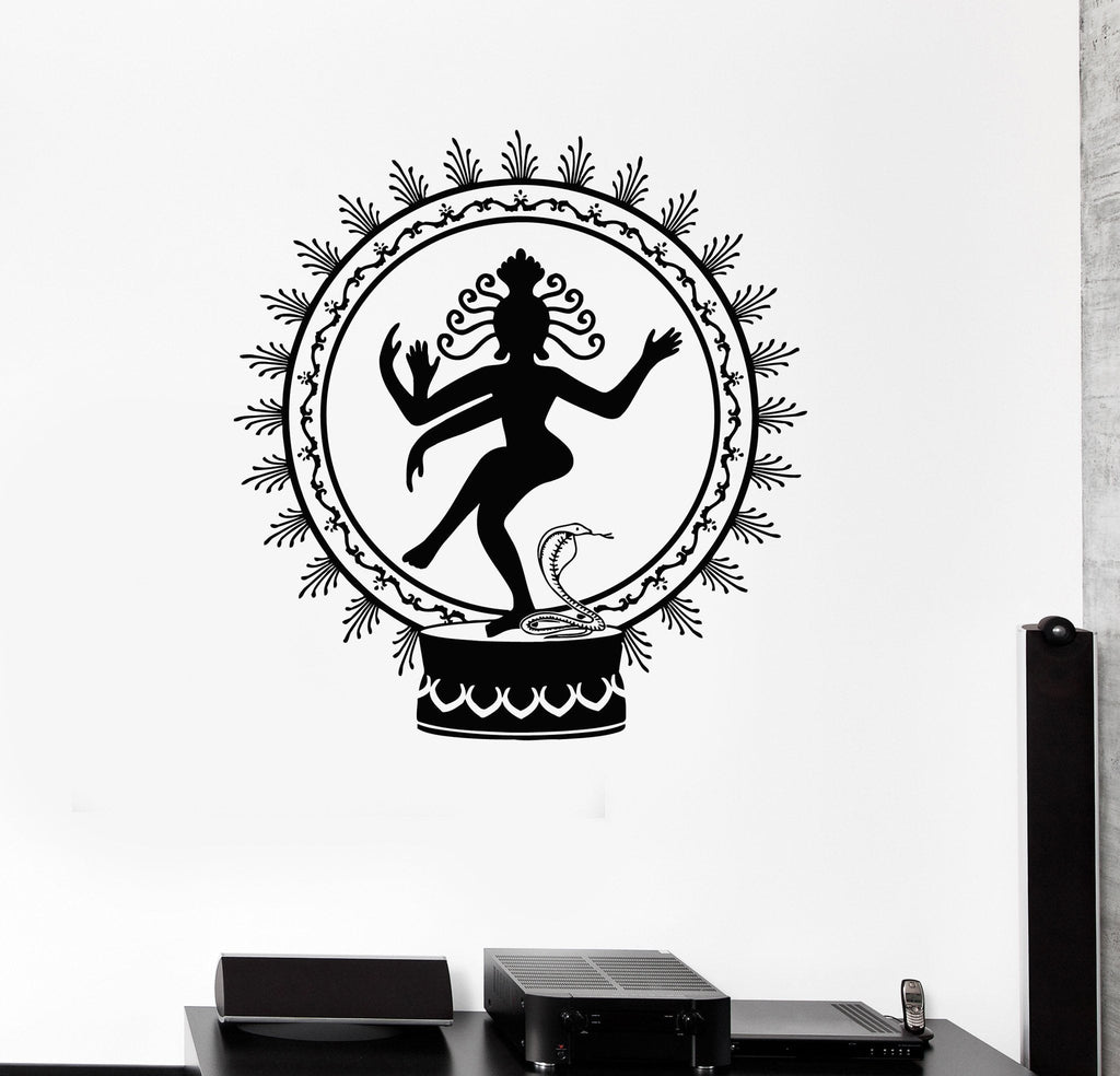 wall decal hindu god shiva india religion vedas vinyl stickers wall decal hindu god shiva india religion vedas vinyl stickers mural ig2925