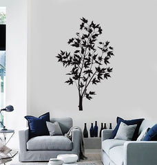 Vinyl Decal Tree Leaves Forest Room Decoration Wall Stickers Unique Gift (ig2788)