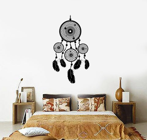 Wall Mural Dream Catcher Dreamcatcher Amulet Cool Decor For Bedroom (z2804)