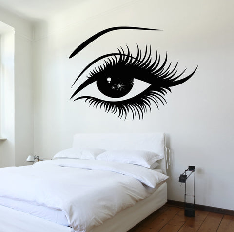 Beauty Hair Salon Wall Vinyl Decal Wallstickersyou - Vinyl decals for the wall