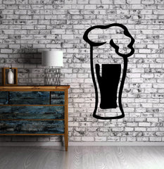 Bear Wine Shop Restaurant  Business  Mural  Wall Art Decor Vinyl Sticker z696
