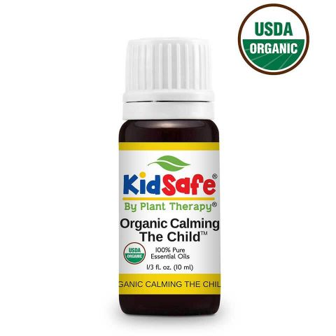 Plant Therapy Calming the Child Organic KidSafe Essential Oil 10 mL