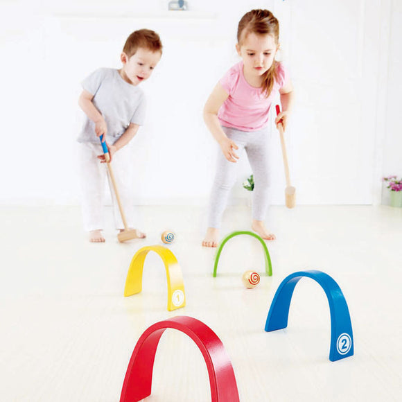 Hape Color Croquet