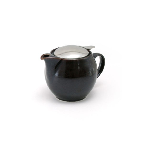 【Sample Sale】Bee House 15 Ounce Ceramic Teapot - Antique Brown -